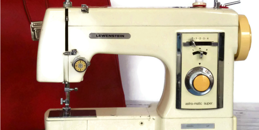 New old sewing machine