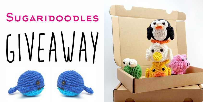 Giveaway! The very first Sugaridoodle kits