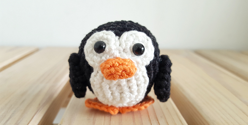 Puck The Penguin – CAL lesson 1
